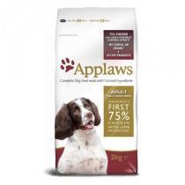 Applaws Dry Dog Lamb Small & Medium Breed Adult сухой корм для взрослых собак средних/маленьких пород с ягненком