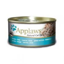 Applaws Kitten Tuna консервы для котят с тунцом 70 г