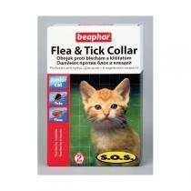 Beaphar S.O.S. Flea & Tick Collar for kitten ошейник для котят 35 см