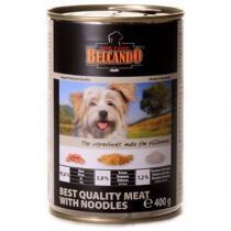 Belcando консервы для собак Отборное мясо с лапшой