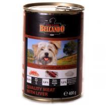Belcando консервы для собак Отборное мясо с печенью
