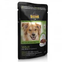 Belcando Venison with millet & Lingonberry влажный корм для собак с дичью, просом и брусникой