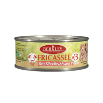 Berkley Fricassee #1 puppy консервы для щенков с говядиной 100 г (6 штук)