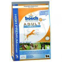Bosch Adult Fish & Potato сухой корм для взрослых собак со средним уровнем активности 15 кг