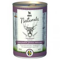 Bozita Naturals консервы для собак с олениной 410 г