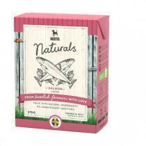 Bozita Naturals кусочки в желе для собак с лососем 370 г