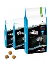 Bozita Robur 22/16 сухой корм с мясом лося для активных и чувствительных собак 15 кг