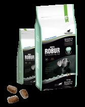 Bozita Robur Puppy XL 30/14 сухой корм для щенков крупных пород 15 кг