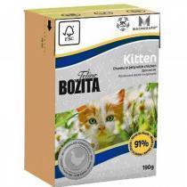 Bozita Tetra Pak Funktion Kitten консервы для котят с курицей 190 г