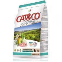 Adragna Cat&Co Wellness Adult Sterilized Pollo & Orzo сухой корм для стерилизованных кошек с цыпленком и ячменем
