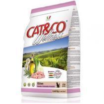 Adragna Cat&Co Wellness Kitten Pollo & Riso сухой корм для котят с цыпленком и рисом
