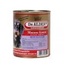 Dr. Alders Гарант консервы-паштет для собак с ягненком