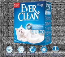 Ever Clean Extra Strong Clumping наполнитель для кошачьего туалета без аромата