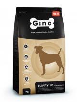 Gina Puppy 28 сухой корм для щенков, беременных и кормящих сук 18 кг