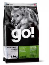 Go Natural Беззерновой сухой корм для щенков и собак с Индейкой