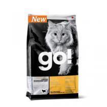 Go! Natural Holistic Sensitivity + Shine Grain Free Duck Cat сухой корм для кошек с чувствительным пищеварением