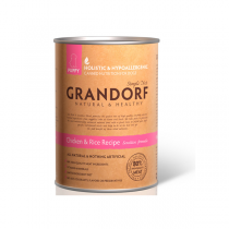 Grandorf Puppy консервы для щенков Курица и Рис 400 г