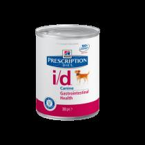 Hills Canine i/d лечебные консервы для собак при заболеваниях ЖКТ 360 г
