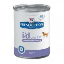 Hills Canine i/d Low Fat лечебные консервы для собак с расстройствами пищеварения 360 г