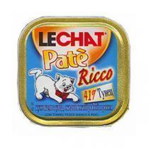 Lechat консервы для кошек с тунцом 100 г (32 штуки)