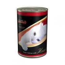 Leonardo консервы для кошек Мясо с сердцем