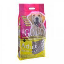 Nero Gold Adult Maintenance 21/10 сухой корм для собак с курицей 12 кг
