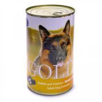 Nero Gold Rabbit and Venison консервы для собак с кроликом