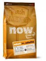 Now Fresh Adult для взрослых собак сухой корм Индейка, утка, овощи
