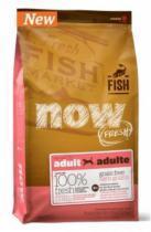 Now Fresh Fish Adult сухой корм для собак с чувствительным пищеварением Форель и лосось