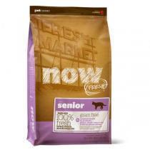 Now Natural Holistic Senior Cat Grain Free сухой корм для пожилых и склонных к полноте кошек с уткой
