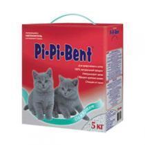 PI-PI-Bent Kitten наполнитель для кошачьего туалета (котята) 5 кг