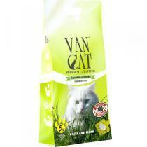 Van Cat комкующийся наполнитель без пыли с ароматом соснового леса 5 кг